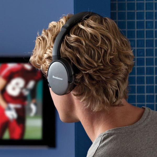 bluetooth headphones for your other devices...like TV