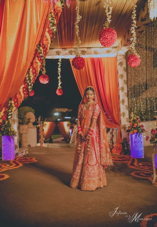 Orahge theme by Infinite Memories, Delhi  #weddingnet #wedding #india #indian #delhiwedding #indianwedding #weddingdresses #mehendi #ceremony #realwedding #lehenga #lehengacholi #choli #lehengawedding #lehengasaree #saree #bridalsaree #weddingsaree #indianweddingoutfits #outfits #backdrops  #bridesmaids #prewedding #photoshoot #photoset #details #sweet #cute #gorgeous #fabulous #jewels #rings #tikka #earrings #sets #lehnga