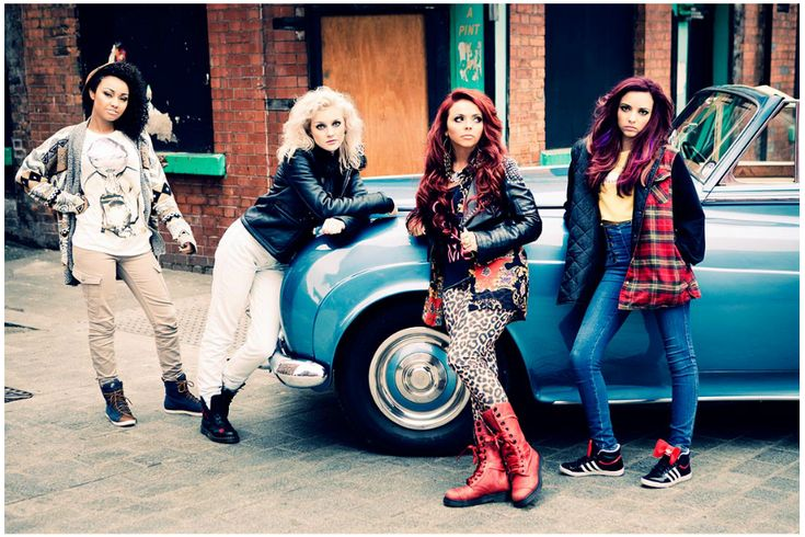 Little Mix Ready to Fly