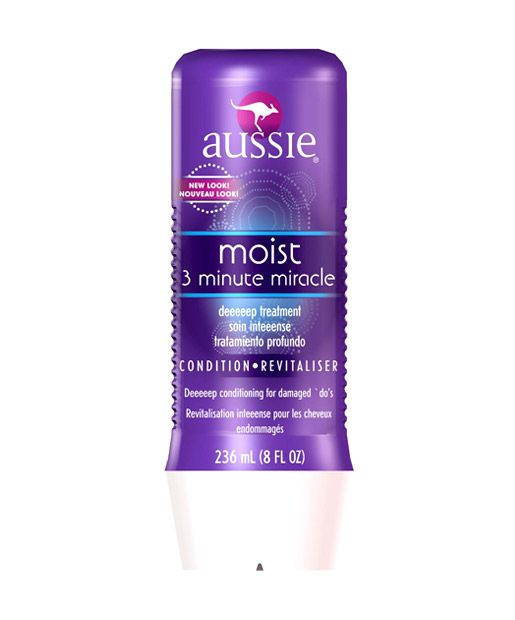 No. 7: Aussie Moist 3 Minute Miracle Deeeeep Conditioner, $3.99 , 10 Best Deep Conditioners - (Page 6)