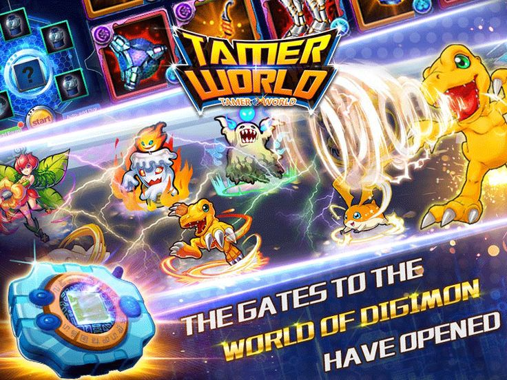 Anda penggemar berat game IOS !!! Ini ada game terbaru yang lagi heboh yaitu Tamer Word. Game Tamer World ini merupakan game RPG terbaru yang akan mengasah otak anda dalam bermain game strategi.   Dalam game ini anda mengumpulkan dan melatih monster-monster serta membuat tim terhebat untuk mengalahkan kekuatan kegelapan dan bertempur melawan jutaan pemain lainnya. Game ini juga bisa mengkoleksi beragam monster yang bisa berevolusi danmembentuk formasi tempur terbaik selengkapnya