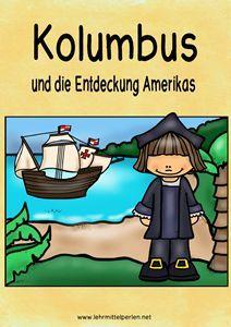 Christoph Kolumbus und die Entdeckung Amerikas als Ampelhefte