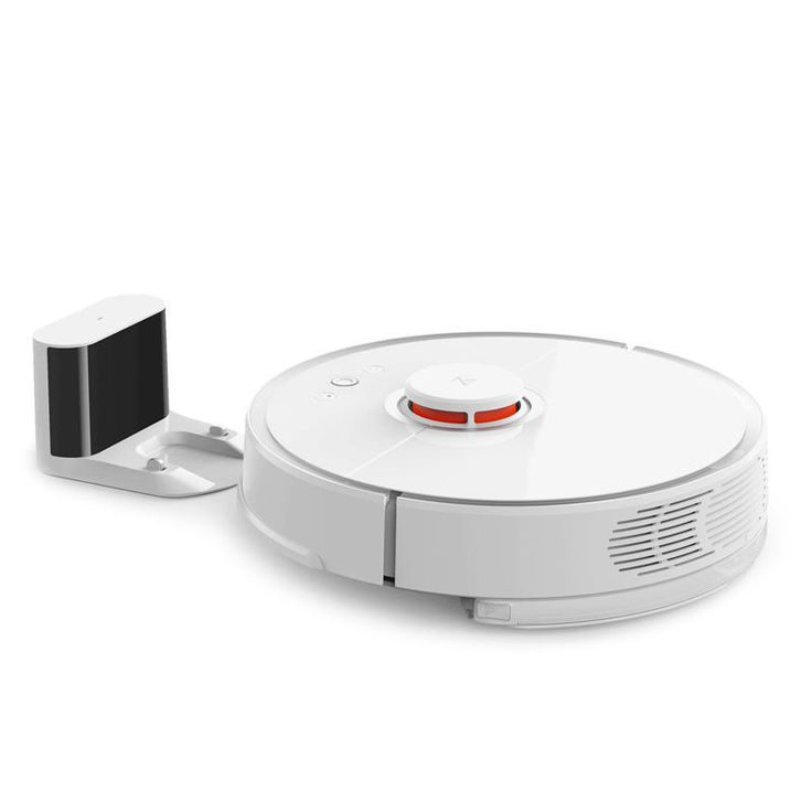 XiaoMi Mijia Roborock Smart Robot Vacuum Cleaner 2-in-1 Sweep and Mop LDS White