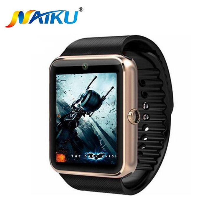 Bluetooth Smart watch SmartWatch for iPhone 6 / 7 / 7 plus & Samsung S4/Note 3 HTC Android Phone