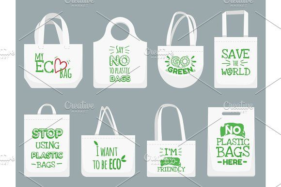 Reduce Reuse Recycle Tote Bag Shopper Natural Black Funny Go Green Save Planet