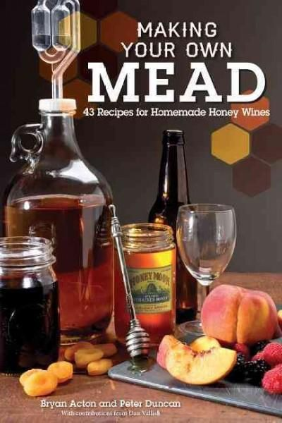 Once the drink of choice for Viking marauders and medieval kings, mead is enjoying a renaissance in popularity. The nectar of the gods is easy to make at home. This practical guidebook will inspire yo