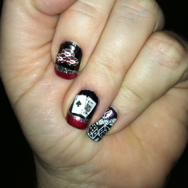 Nail Art Games For Girls Only: My Nail Art Designs