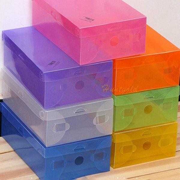 M s de 25 ideas nicas sobre cajas de plastico for Cajas de plastico transparente