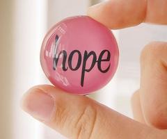 l'espoir forcément