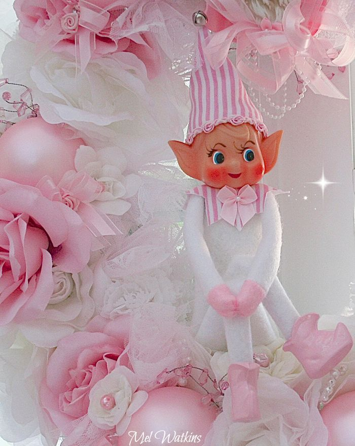 I'm dreaming of a PINK Christmas on Pinterest | Pink Christmas ...