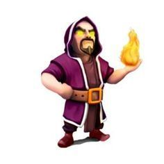 #Wizard from #Clash of #Clans.