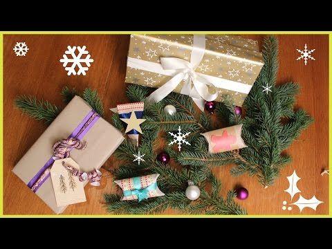 (2) DIY: Csomagolási tippek | Újrahasznosítható dolgokkal - YouTube