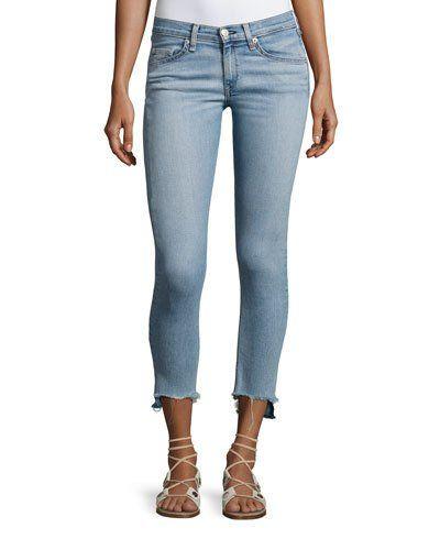 Rag & Bone/Jean Wiley Capri Jeans