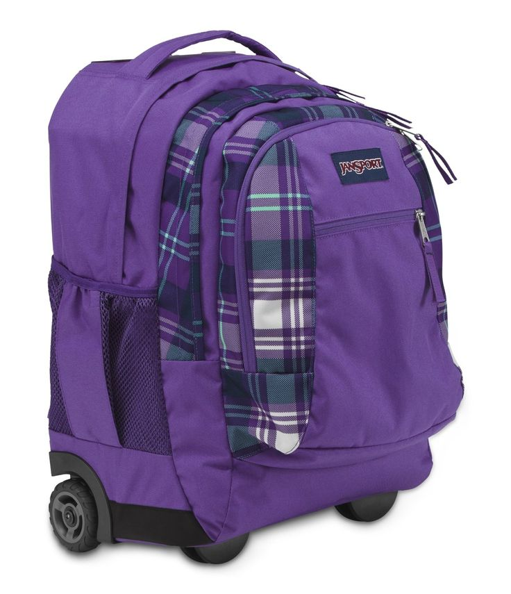 17 Best ideas about Jansport Rolling Backpack on Pinterest | Ryan ...