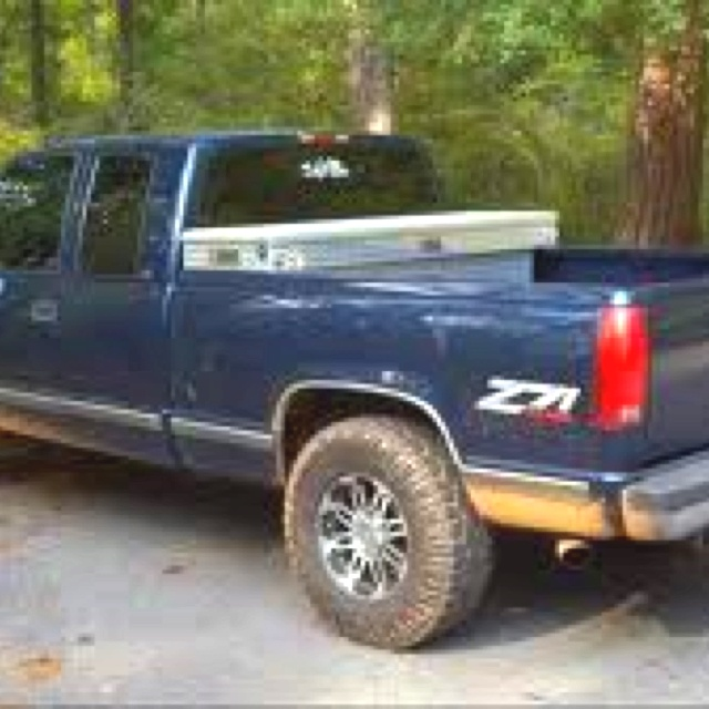 Royal Chevrolet Used Cars: 1998 Chevrolet Sliverado Z71 My First Truck But Tan And