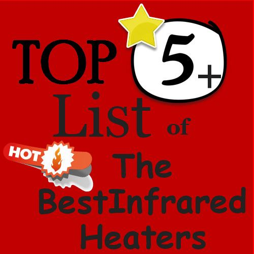 I have heated my home almost exclusively with a portable electric Infrared Heater for the last 4 winters.  It has saved me a bunch of $$ on my heating bills. Check out my Top 5+List of the Best Infrared Heaters and you can start saving $$ too!