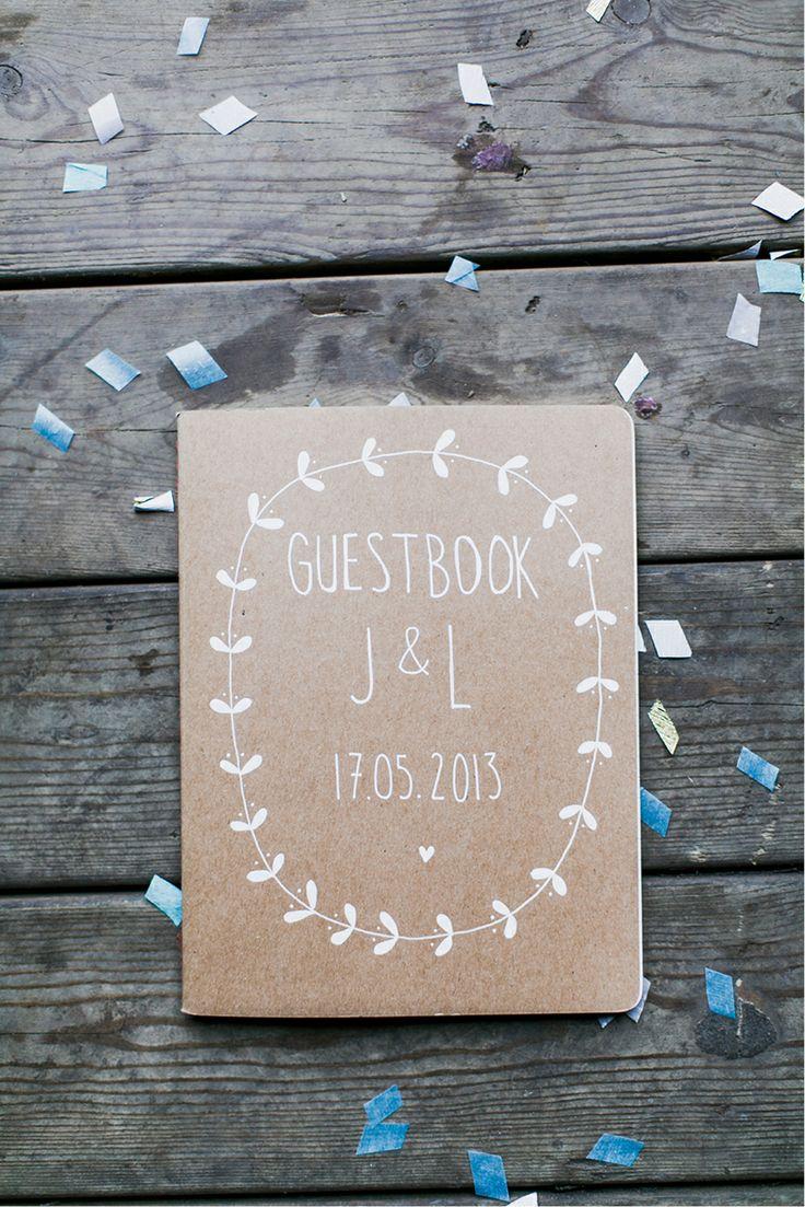 Had ons gastenboek kunnen zijn!  Jurrien en Lindy // vintage bruiloft