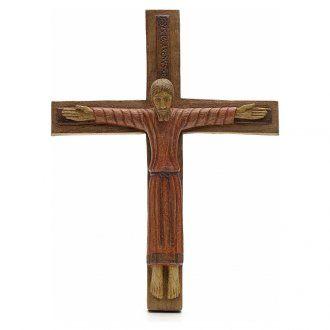 Cristo de Batlló madera 30x22 Bethléem | venta online en HOLYART