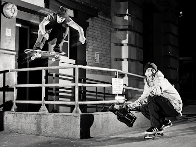 Palace Skateboards | Rory Milanes & Lev Tanju |  Covent Garden London |  Summer 2011