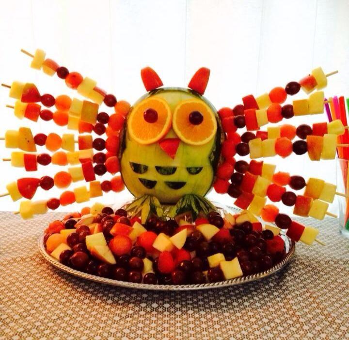 Frugt-ugle | Kreamors Køkken