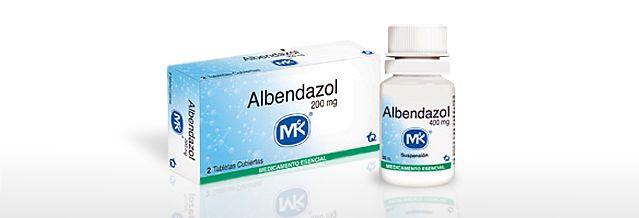 ANTIPARÀSITS NOM: Albendazol P.A.: Albendazol INDICACIÓ: Es larvicida, ovicida y vermicida, al inhibir la polimerización de la tubulina. Esto causa la disrupción del metabolismo del helminto, que inmoviliza y después mata.
