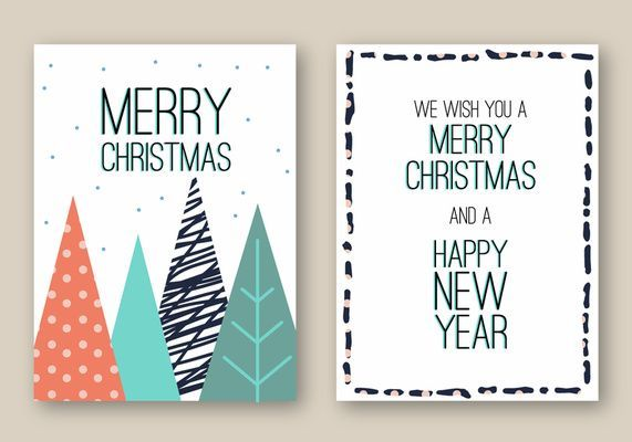 Download Free Vectors Clipart Graphics Vector Art Design Templates Merry Christmas Card Christmas Card Design Christmas Cards