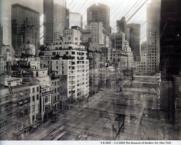 Michael Wesely, 3 year Exposures