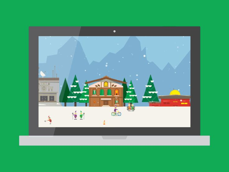 I'm super proud to announce the 2013 Google Santa Tracker. Every day through december we're opening up a new unique experience, some amazing games, videos, looping scenes and all sorts of assorted ...