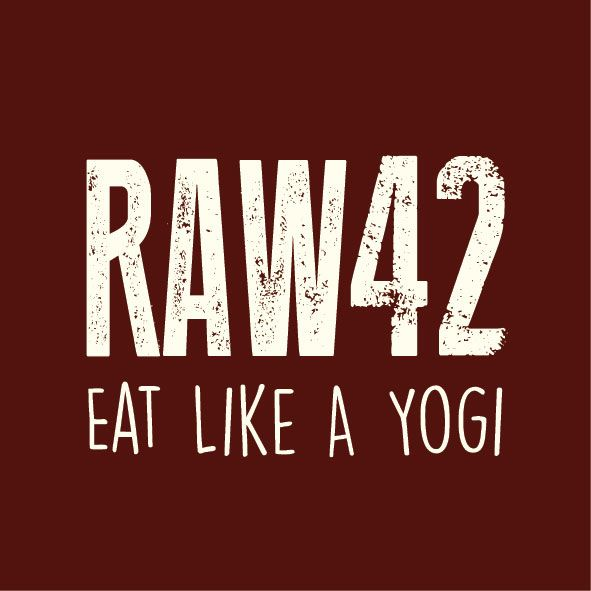 Our Raw42 cafe located in Lippomall Kemang Village upper ground inside Yoga@42 studio.  We use organic veggies and fruits from local organic farm.