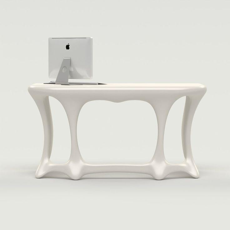 Scrivania da ufficio design moderno Batllò made in Italy