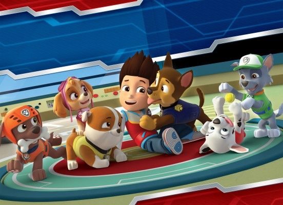 Nickelodeon has renewed the PAW Patrol TV show for a fourth season. Does your family watch this animated series?