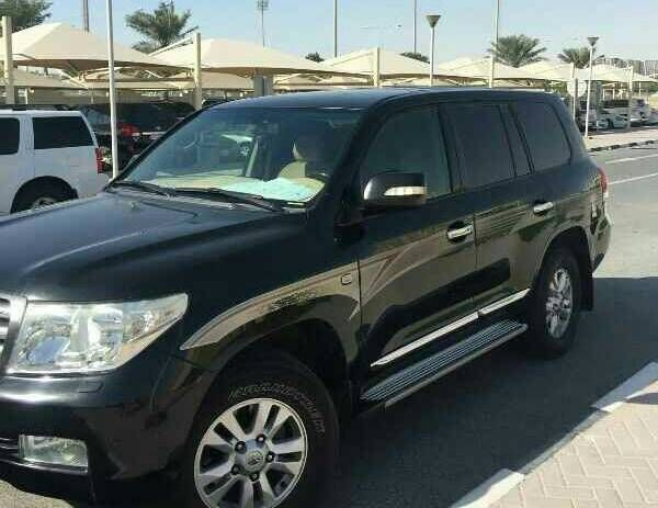 Toyota Land Cruiser GX V8 2008 Used in SUV on Qatar - Arabsclassifieds