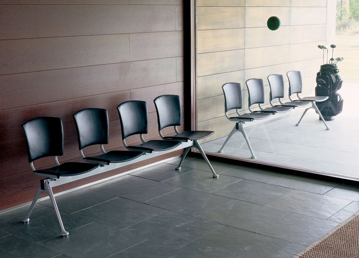 #Eina bench collection. Designed by Josep Lluscà for Enea Design. #hospitality #bar #restaurant #contract #interiordesign #school #office