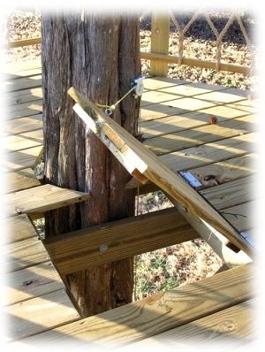 how to counterweight trap door - Google Search