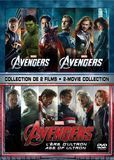 Marvel's Avengers: 2-Movie Collection [DVD], 13991700