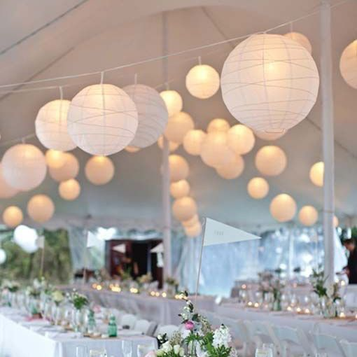 10 '' (25cm) 10Pcs/lot Chinese paper lantern, round lamp, Wedding Decor glim, festival decoration Lampion, party scaldfish-in Event & Party Supplies from Home, Kitchen & Garden on Aliexpress.com | Alibaba Group