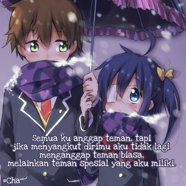 Pin Di Quotes Anime Indo