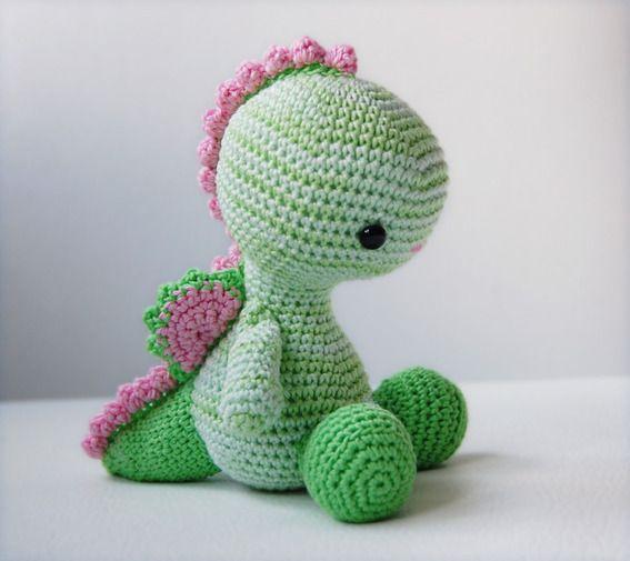 Voorbeelden van Amigurumi beestjes en poppetjes (ook link naar gratis patronen) - Plazilla.com Nu het patroon nog zien te vinden