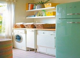 Laundry Room Pedestal Plans | Clean and Comfy Laundry Room Ideas: Modern Laundry Room Design Ideas ...