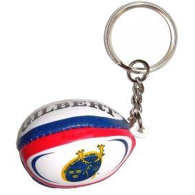 munster rugby key ring