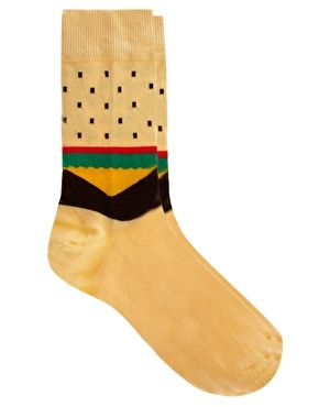 Lazy Oaf Burger Socks (20) - Svpply