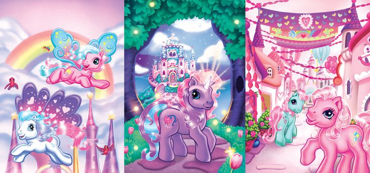Fam S Cake Art Facebook : my little pony dvd covers by `ToolKitten on deviantART ...