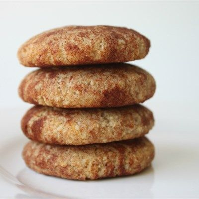 Gluten-Free Snickerdoodles!: Almonds Meals, Almonds Flour, Flourless ...