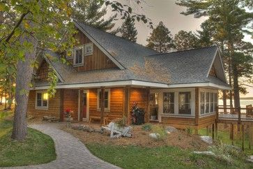 17 best images about ideas for peaks of house on pinterest for Rustic board and batten homes