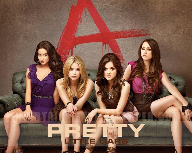 pretty little liars | Les filles de Pretty Little Liars abordent des looks bien différent ...