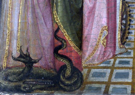 Giusto de Menabuoi - The Coronation of the Virgin, and Other Scenes (1367)…