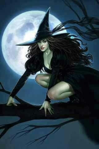 Witch >Just because you're a Witch does not mean you're not A BEAUTIFUL WOMAN!! Also when you grow old, it does not mean your grow ugly, but just a lot wiser. Theincensewoman