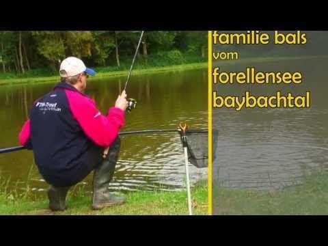 Forellenangeln mit dem Trout Project Angelteig - YouTube