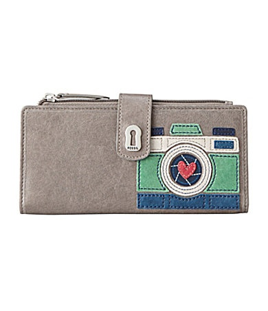 Fossil Camera wallet... One please!
