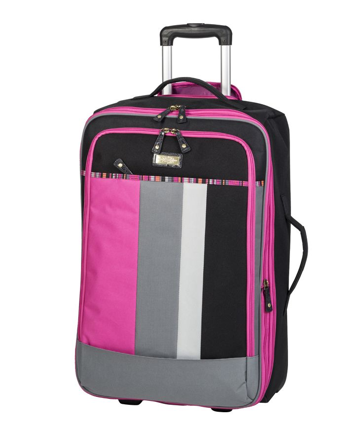 Spencer and Rutherford - Travel - Lightweight Trolley Case - XLight Trolley Large - Sunset
